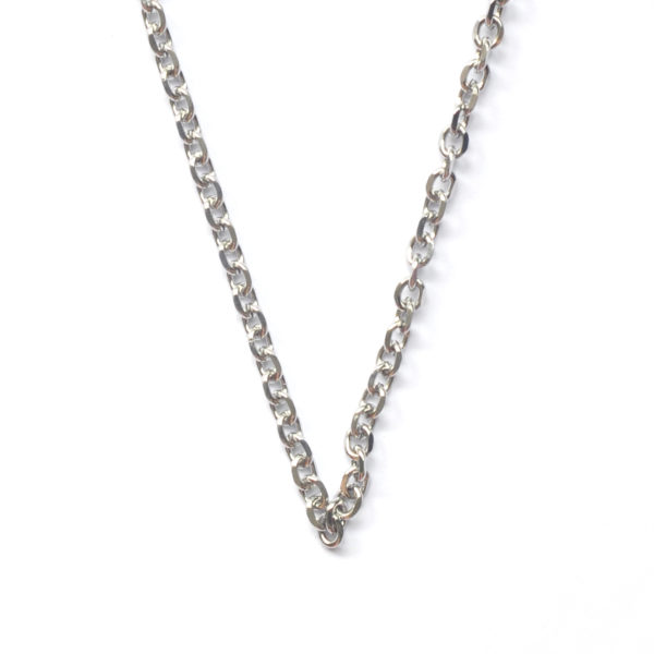 Cable Chain-Silver